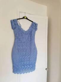 New Blue Lipsy dress size 18