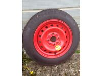 New Spare Tyre