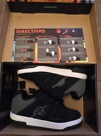 Brand new boxed authentic heelys
