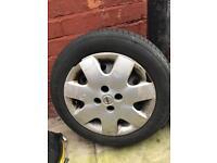Maxtrex tyre 175/65/r15