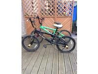 2 BMX BIKES FOR SALE. NEED SIMPLE REPAIRS