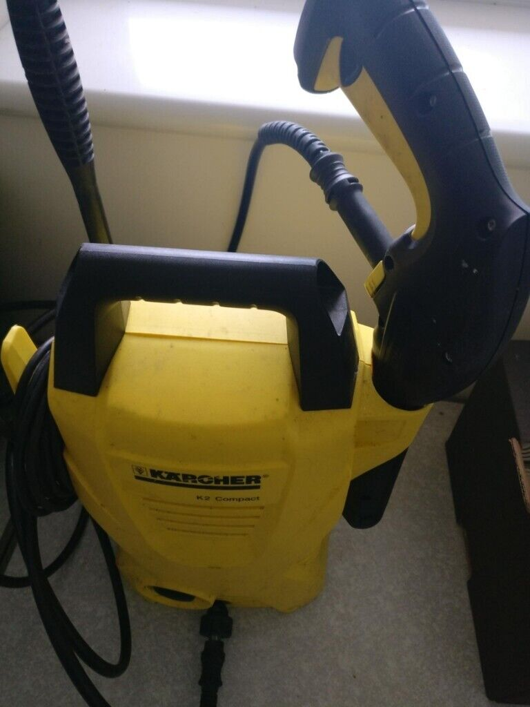 Karcher K2 Compact Pressure Washer - Excellent Condition USED ONLY ONCE |  in Harrow, London | Gumtree