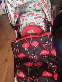 COSATTO SUPA PUSHCHAIR