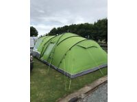 Hi Gear Voyager Elite 6 Man Tent With Porch