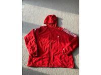 Vintage Adidas 2008 jacket say xxl USA more like large