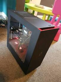 ZooStorm Hurricane Gaming PC - I7-6700, GTX 1070, 16GB RAM, 256GB SSD, 3TB HDD