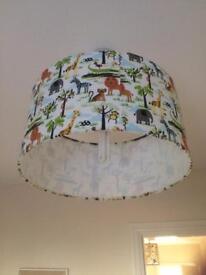 Children's lamp shade