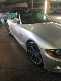 BMW Z4 , mint condition extremely looked after , service history,