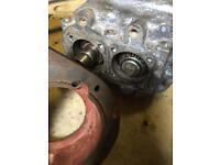 Bw6 gearbox for marine diesal,