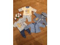 Boys baby clothes bundle, Winnie the Pooh, very good condition