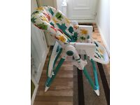 Cosatto supa noodle high chair
