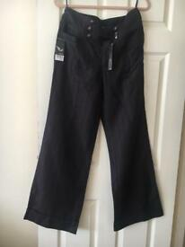 Next Trousers- New- Size 12