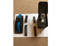 Suunto Watches. (x2) Suunto watches in mint condition with interchangeable straps.