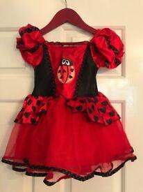 Ladybird dressing up dress 2-3 yrs