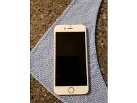 SOLD IPhone 6 128gb gold and white