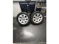 BMW 316 compact Alloys