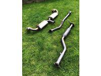 Japspeed stainless steel exhaust