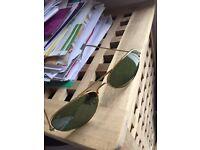 Unisex Ray Ban Aviator Sunglasses