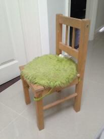 Small children's chair