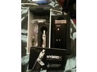 Hybrid x vape system