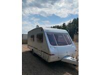 Swift Tiree 4 berth caravan