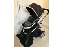 ICandy Peach Stroller in Black Jack