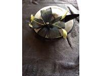 Wedding Fascinator/Hat