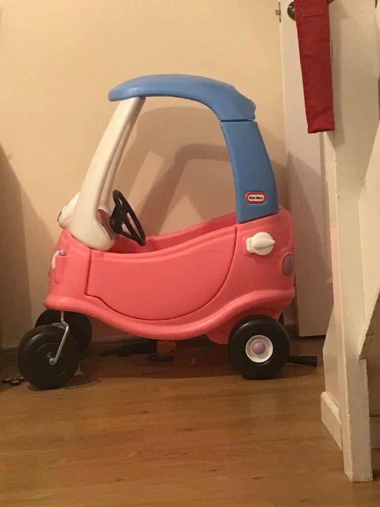 Little Tykes Girls Car