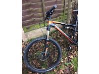 Boardman Mountain Bike Full Suspension £650