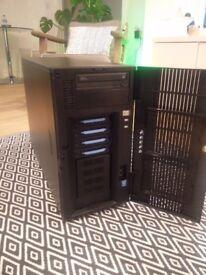 Viglen PC Tower Server Case & 600W 80+ PSU.
