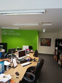 Desks to Rent. Share with software developers in Surbiton