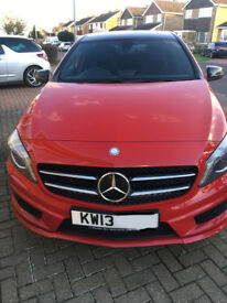Immaculate LOW mileage, Fully loaded Mercedes A180 AMG sport - 1 lady owner and Full merc Service