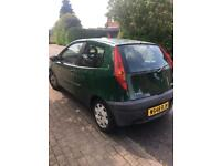 Fiat Punto. 1.2 Petrol Very low mileage 2000 W