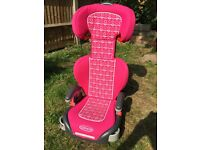 Graco car seat - v clean / great condition