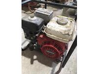 Honda GX120 4.0 water pump