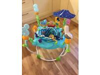 Disney finding nemo bright starts jumperoo