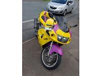 1997 suzuki gsxr 600 srad