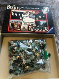 The Beatles 1000 piece puzzle