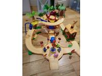 Jungle Junction playset.