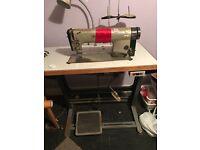 Industrial sewing machine over locker & blind hem machines for Sale