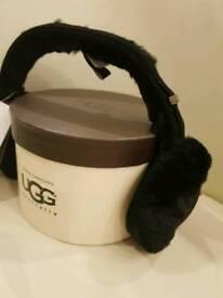 Ugg earmuffs & headphones