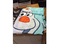 Single quilt cover set Disney frozen