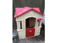 Little Tikes garden playhouse