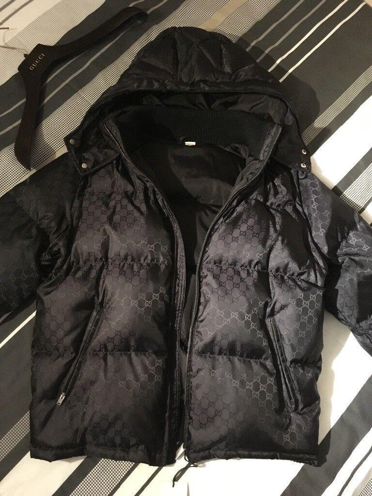 923f0ff49 Gucci gg puffa jacket Size 52 ( L )