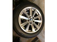 "BMW Wheels 17"" run flat"
