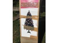 6ft Christmas tree (Black)