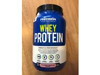 Precision protein powder (brand new)