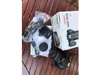 Canon EOS 1300D + Lens EF-S 18-55 IS II