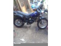 Tw 125 cc