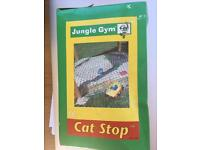 Jungle Gym Cat Stop for sand pit